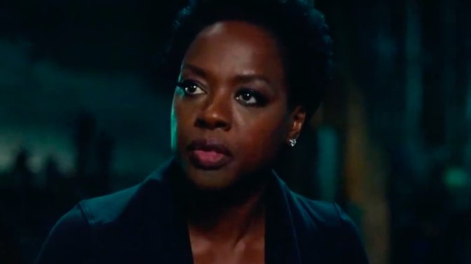 Widows to open London Film Festival
