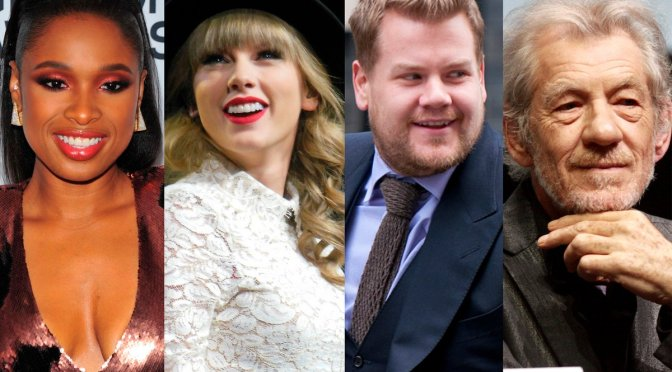 Are Hudson, Swift, Corden and McKellen set for Cats?