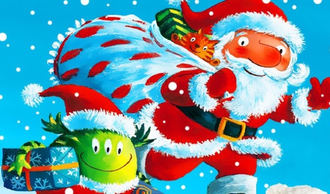 Aliens Love Panta Claus gets TV adaptation