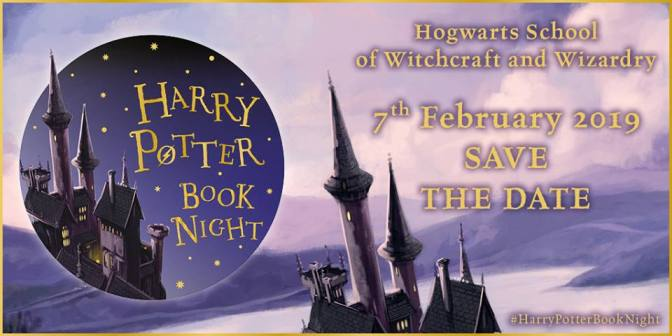 Harry Potter Book Night 2019 will celebrate all things Hogwarts