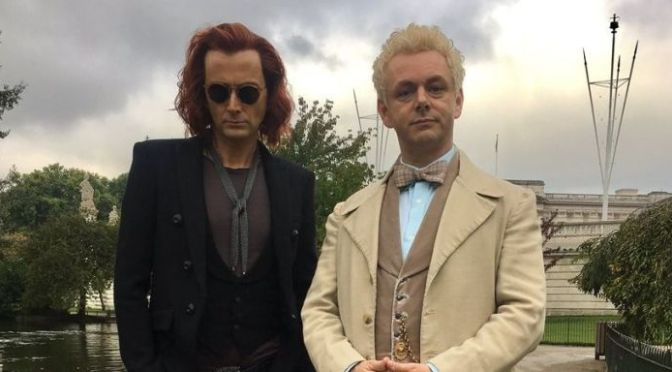 Good Omens: An Inside Look