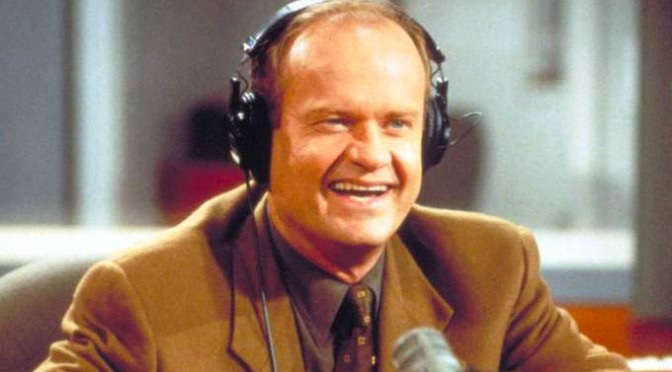 Frasier has (not) left the building