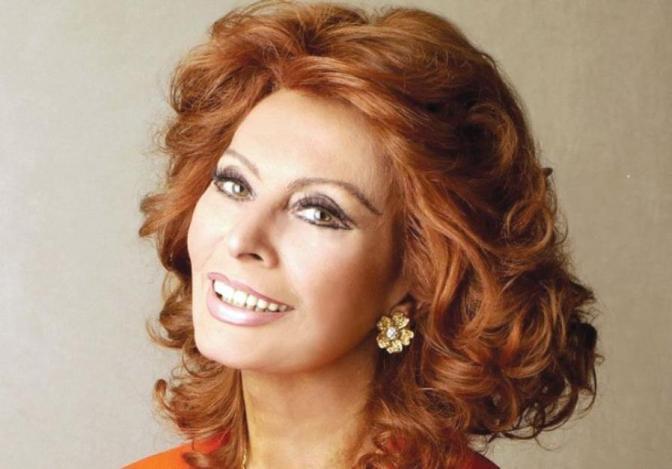 Spend An Evening with Sophia Loren