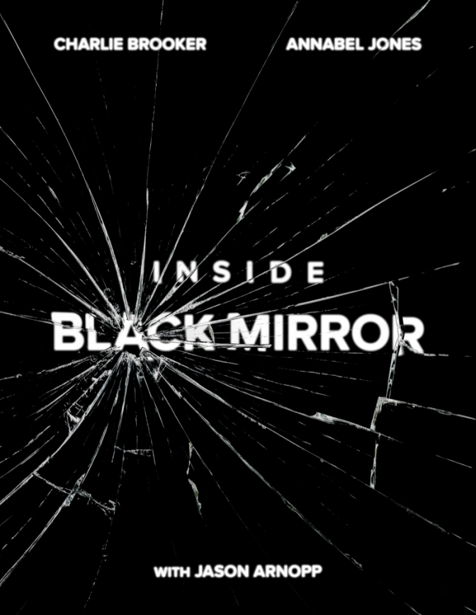Charlie Brooker takes fans Inside Black Mirror