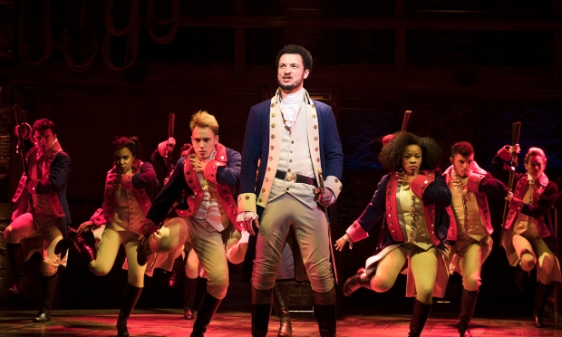 London's Hamilton to raise money for Prince Harry's charity