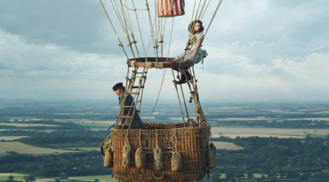 The Aeronauts – film review