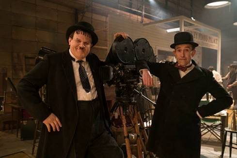 Stan & Ollie to close London Film Festival