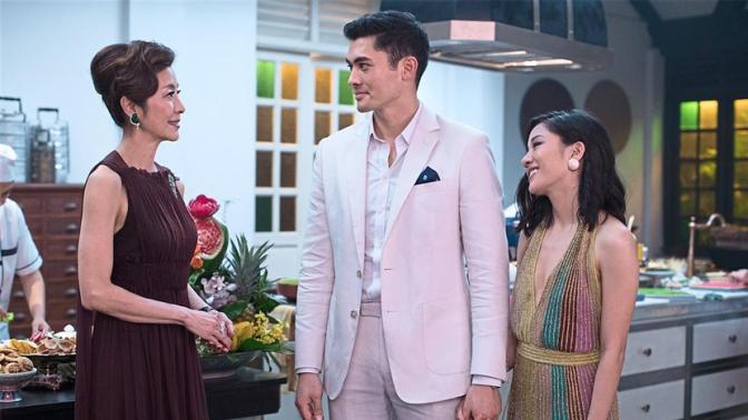 Crazy Rich Asians cast set for London event