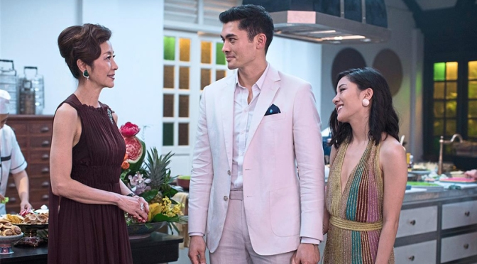 Crazy Rich Asians cast set for London event