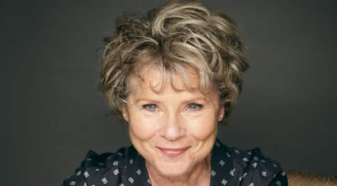 Imelda Staunton heads to Downton Abbey