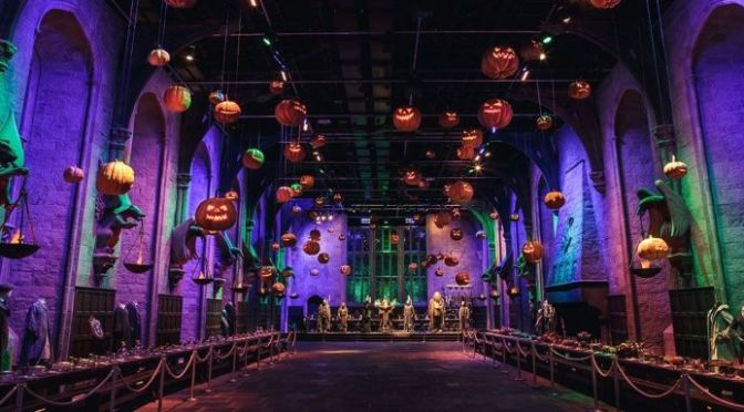 Spend Halloween at Hogwarts