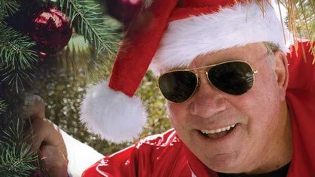 Celebrate with Shatner Claus