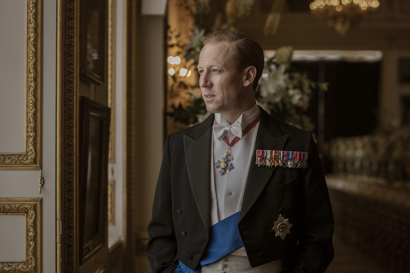 First look: Tobias Menzies in The Crown