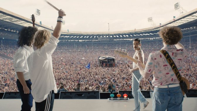 Bohemian Rhapsody set for Wembley premiere