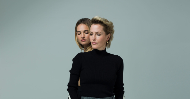 Gillian Anderson, Lily James to star in All About Eve