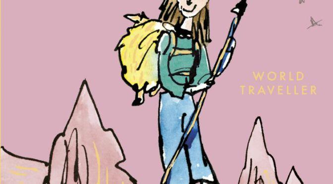 Quentin Blake reimagines Matilda for her 30th birthday