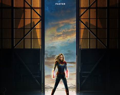 Higher. Further. Faster: Captain Marvel