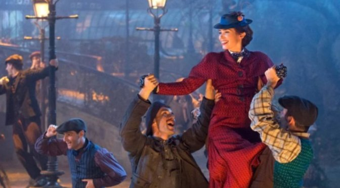 Listen: two songs from Mary Poppins Returns