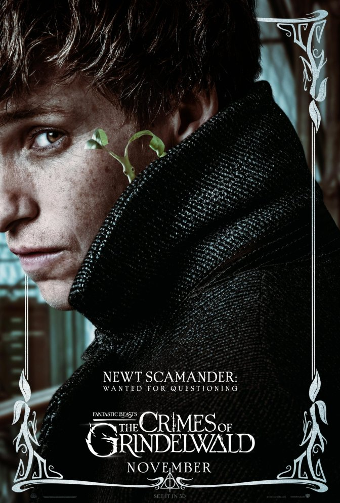 First look: New Fantastic Beasts character posters