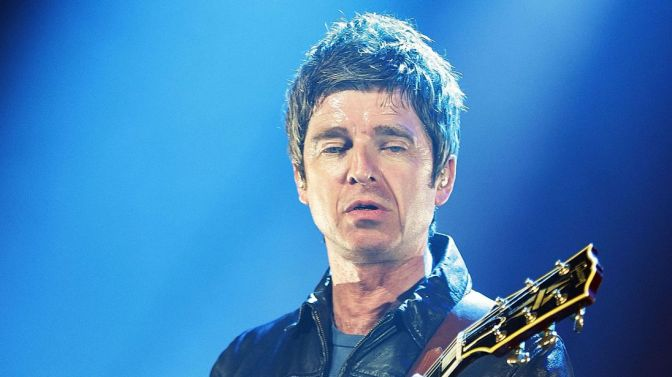 Go Let It Out: Noel Gallagher is writing his first book