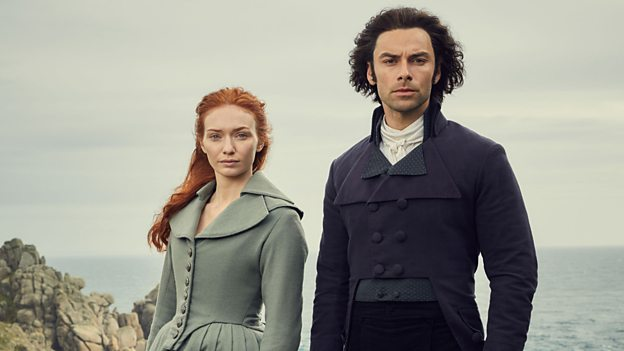 Filming begins on the final series of Poldark