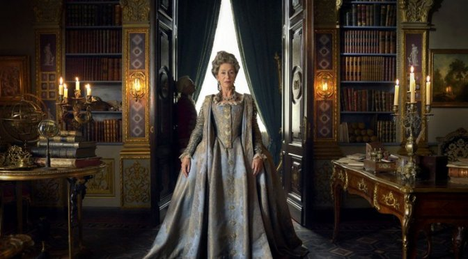 First look: Helen Mirren as Catherine the Great