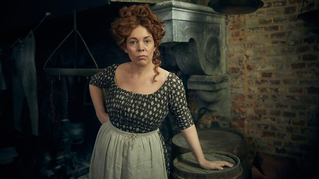 First look: Olivia Colman in Les Miserables
