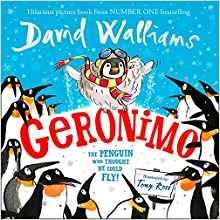 David Walliams says Geronimo!
