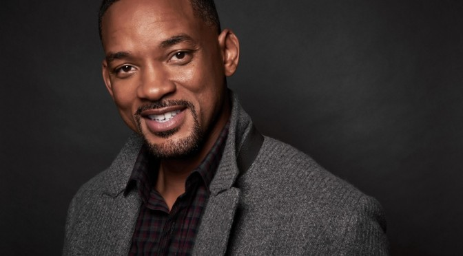Will Smith is writing his memoirs
