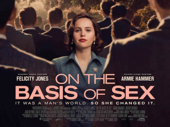 On the Basis of Sex – new trailer
