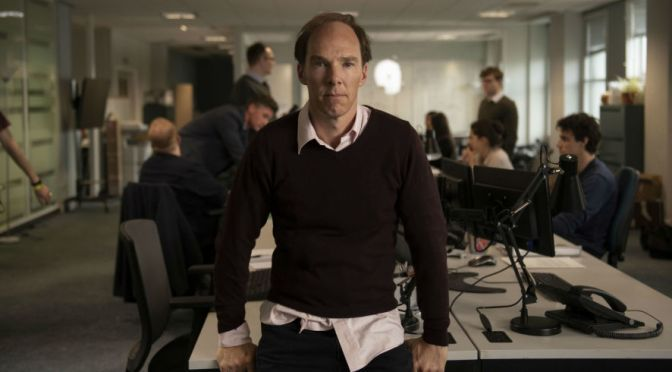 First look: Benedict Cumberbatch in Brexit: The Uncivil War