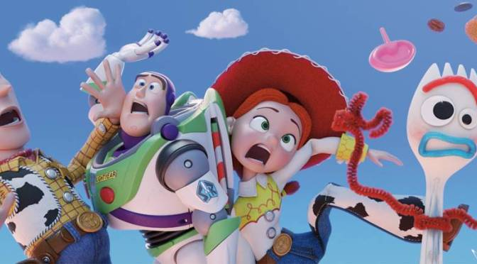 First look: Toy Story 4
