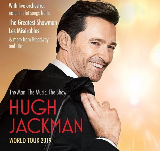 Hugh Jackman brings his one-man show to the UK
