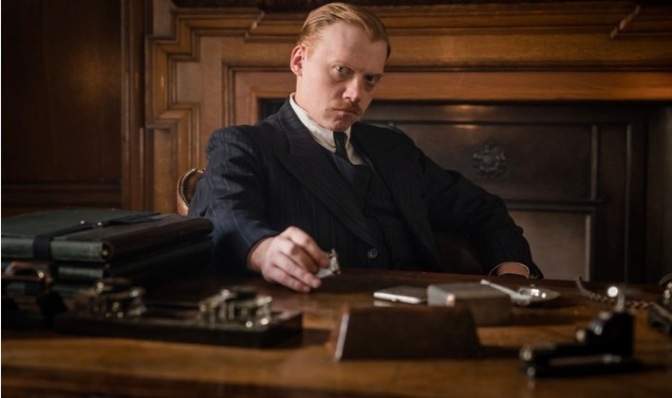 Rupert Grint to preview The ABC Murders