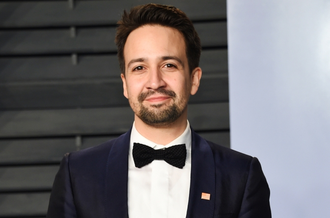 Lin-Manuel Miranda to receive Hollywood honour