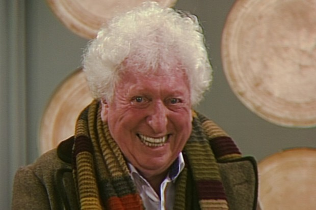 Tom Baker is writing a Doctor Who novel