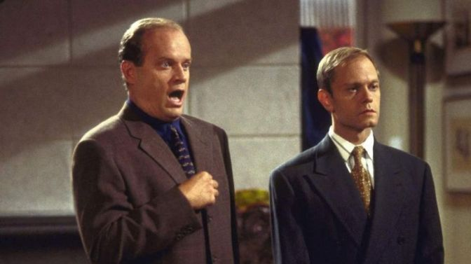 Kelsey Grammer discusses Frasier reboot