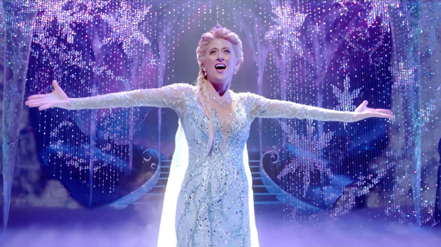 Is Frozen heading to the West End?