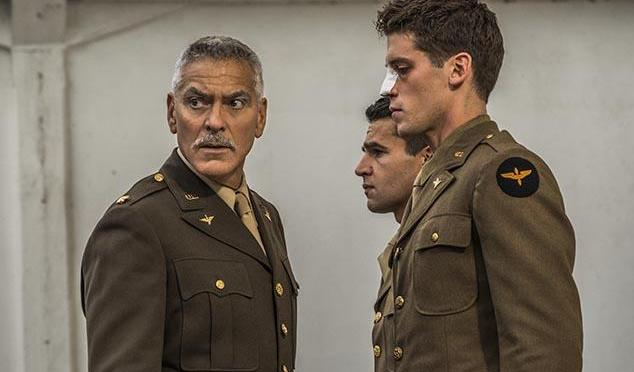 First look: Clooney and co in Catch 22