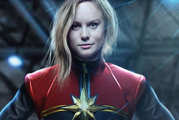 First look: new Captain Marvel trailer