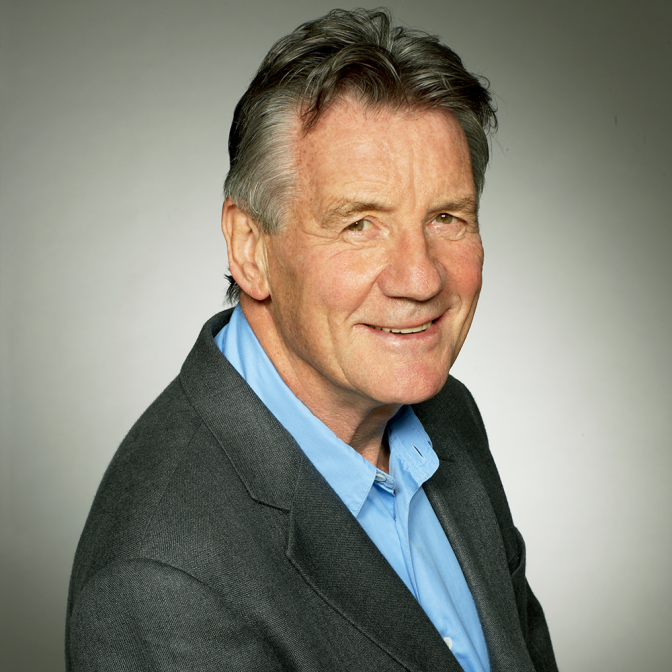 Michael Palin is taking his one man show on the road