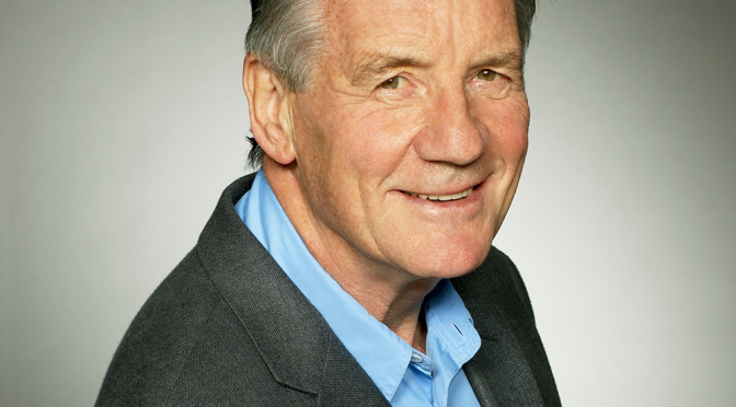 New Michael Palin journal to be published