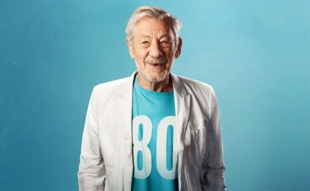 An evening with Ian McKellen