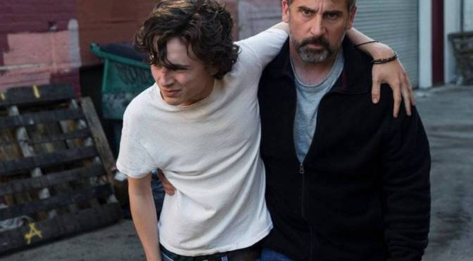 Timothee Chalamet to promote Beautiful Boy in London