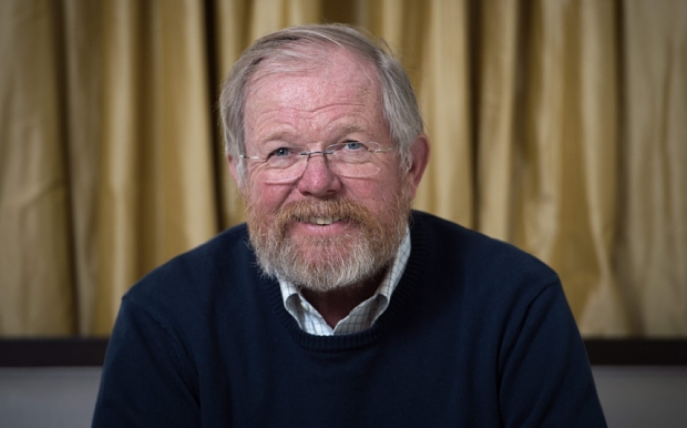 Bill Bryson is tackling the body for his new book