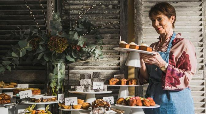 Celia Imrie to star in new film about baking
