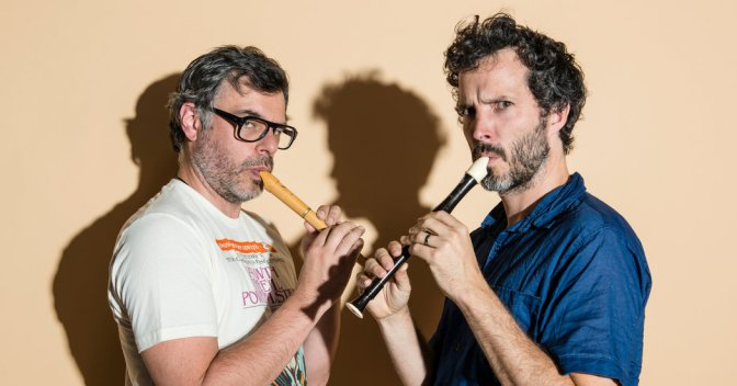 Conchords take flight with new album