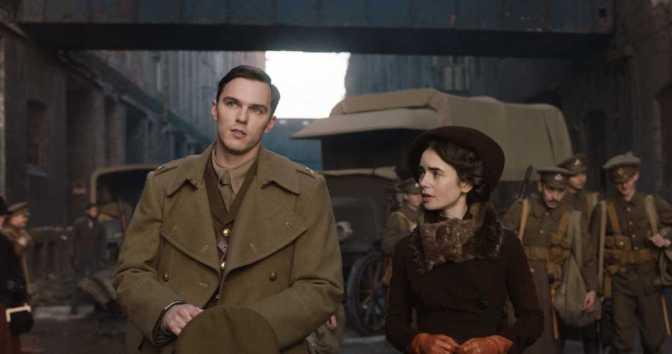 First look: Tolkien – trailer