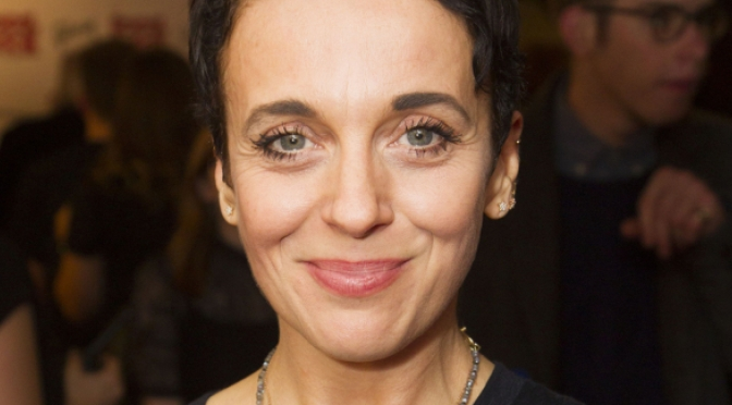 Amanda Abbington returns to the stage