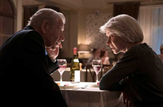 First look: McKellen and Mirren in The Good Liar